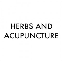 Herbs and Acupuncture logo