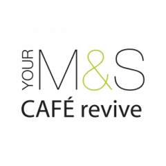 M&S Cafe Revive Logo