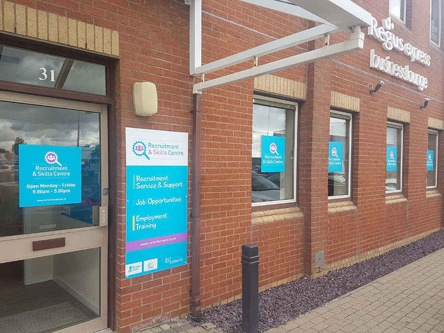 Recruitment Skills Centre At Fort Kinnaird Fort Kinnaird