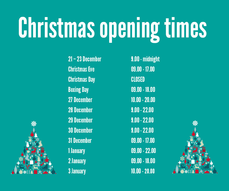 Christmas Opening Hours 2018 An Post