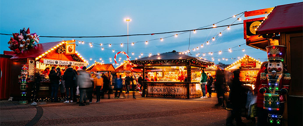 Glasgow Fort Christmas Market