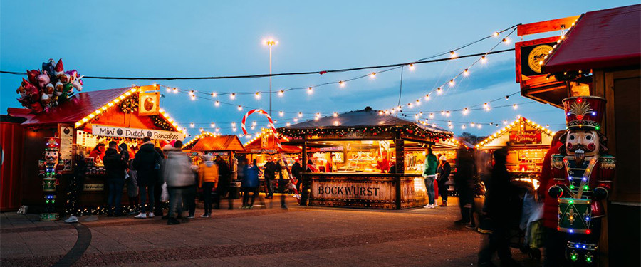 Christmas Markets at Glasgow Fort