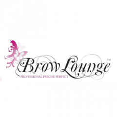 Brow Lounge Logo