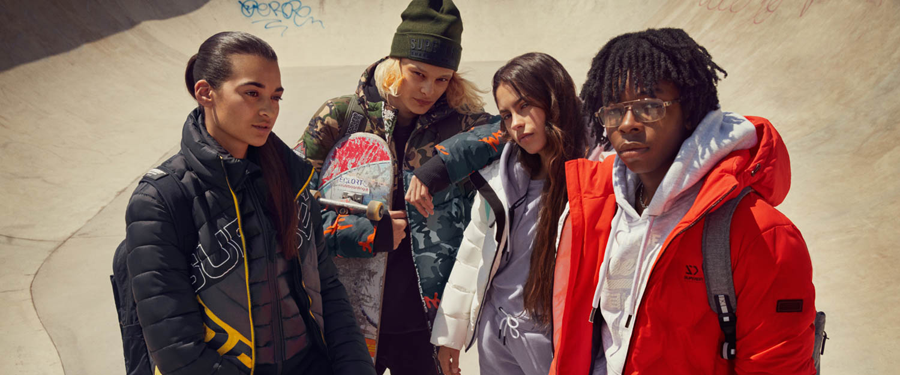 Superdry Back to it - Time to hit reset