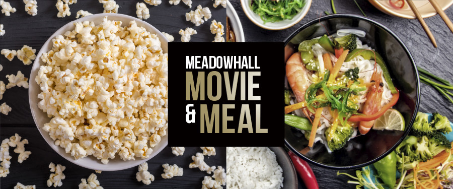 Meadowhall Movie & Meal