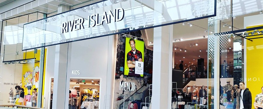 river island now open meadowhall shopping in sheffield. Black Bedroom Furniture Sets. Home Design Ideas