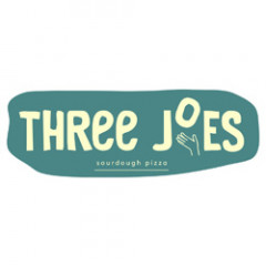 Three Joes Logo