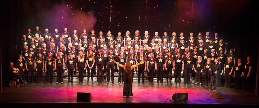Christmas Rock Choir St Stephens 2019
