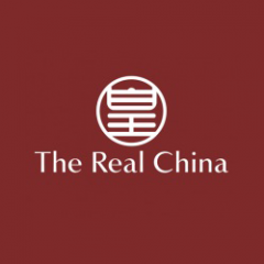 The Real China logo