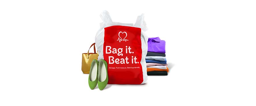 Bag it, Beat it and donate at Surrey Quays