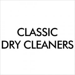 Classic Dry Cleaners Logo