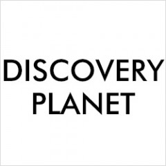 Discovery Planet Logo