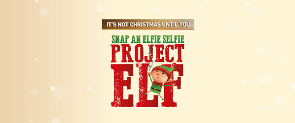 Elf at Teesside Shopping