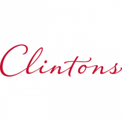 Clinton Cards Logo